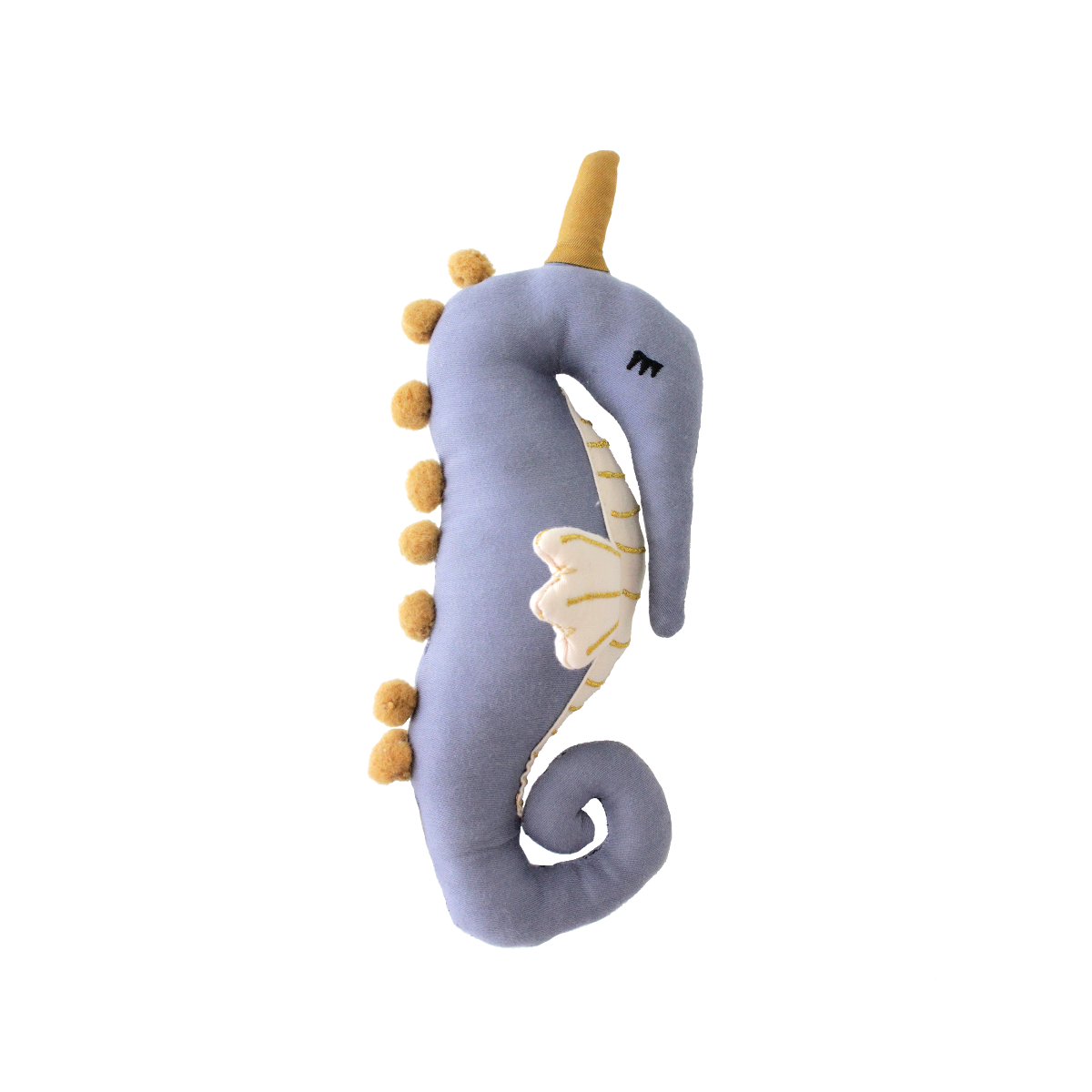 Fabelab Sea Horse Rattle