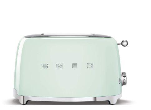 Smeg Toaster 2 Slice Pastel Green