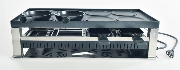 SOLIS 5 IN 1 TABLE GRILL- TYPE 791