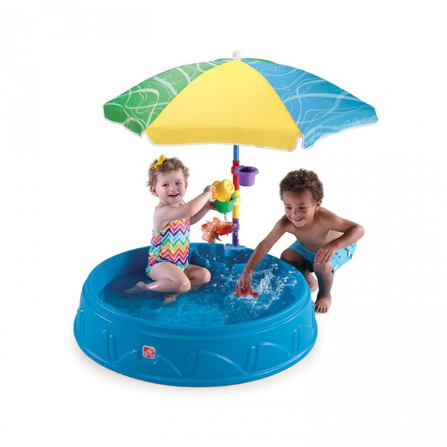 Step 2 Play & Shade Pool