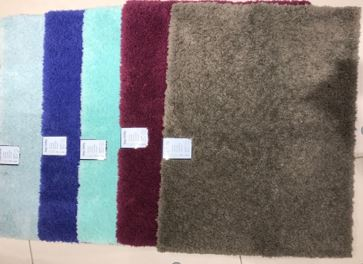 Step Softly  Bathmat 50x80cm  Multicolor