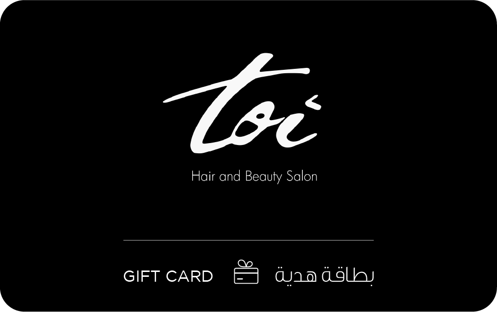 Toi Hair and Beauty Salon Gift Card