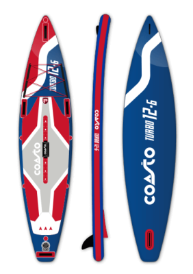 Coasto Sup Turbo - All Included