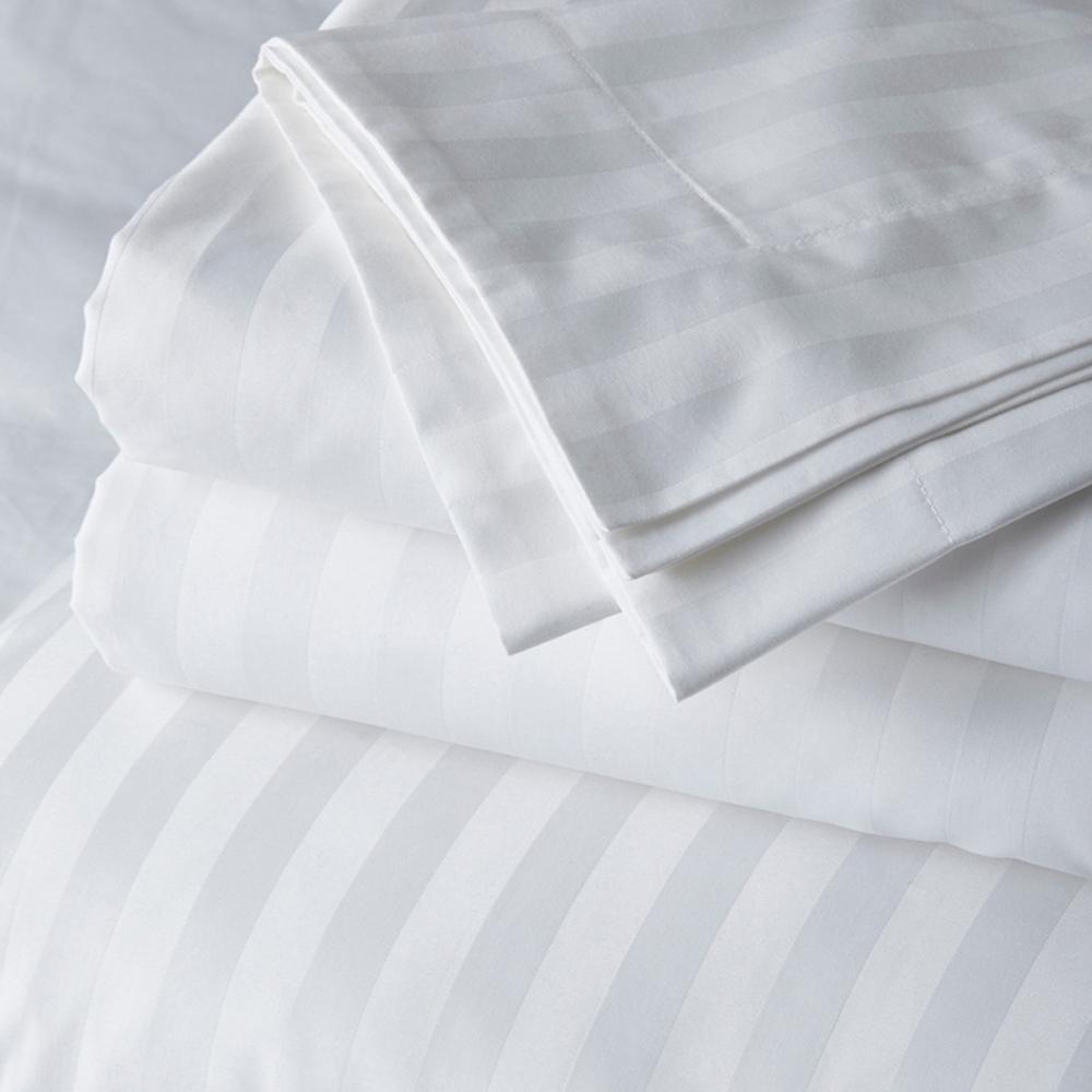 Cambridge Stripe Bed Linen Duvet Cover