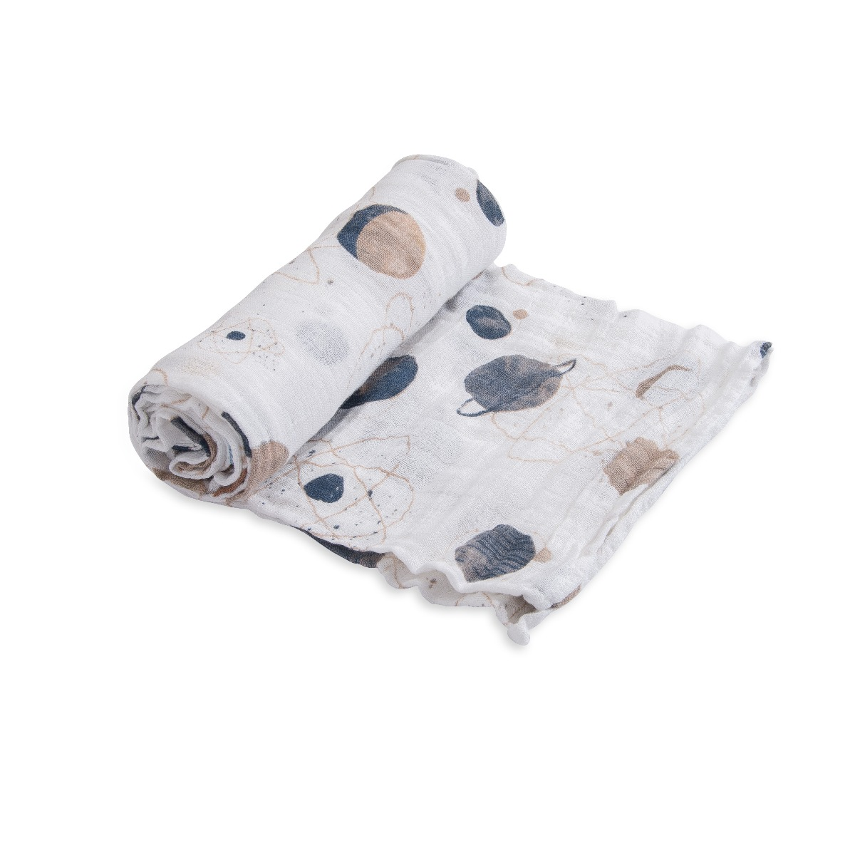 Little Unicorn Cotton Muslin Swaddle Planetary