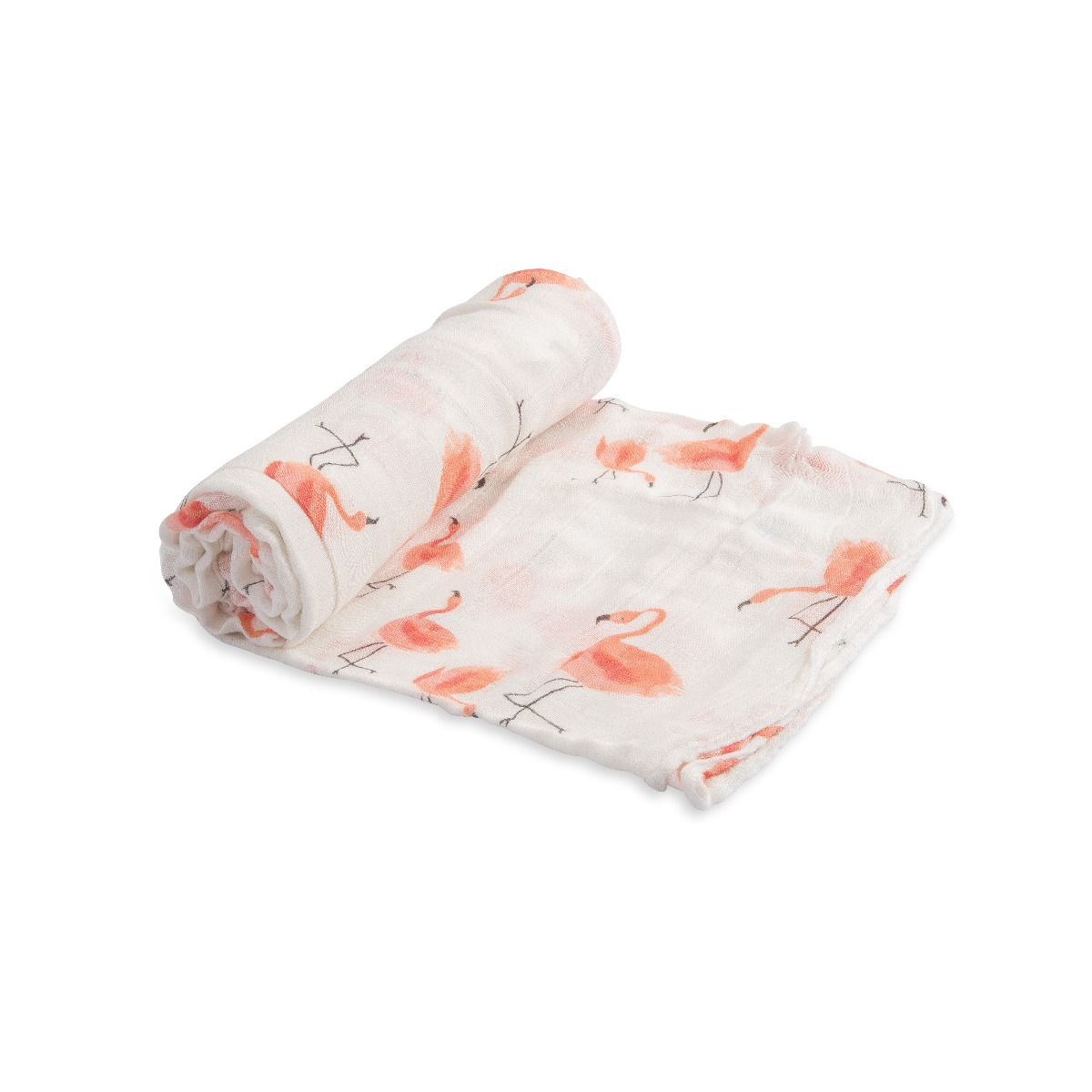 Llittle Unicorn Deluxe Swaddle Pink Ladies