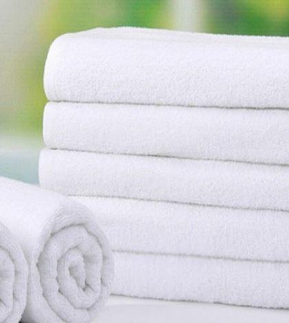 Sky Blue Hand Towel 50x80 cm