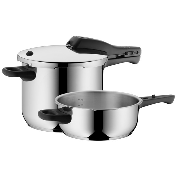WMF Perfect Pressure Cooker Set + Complimentary Lid