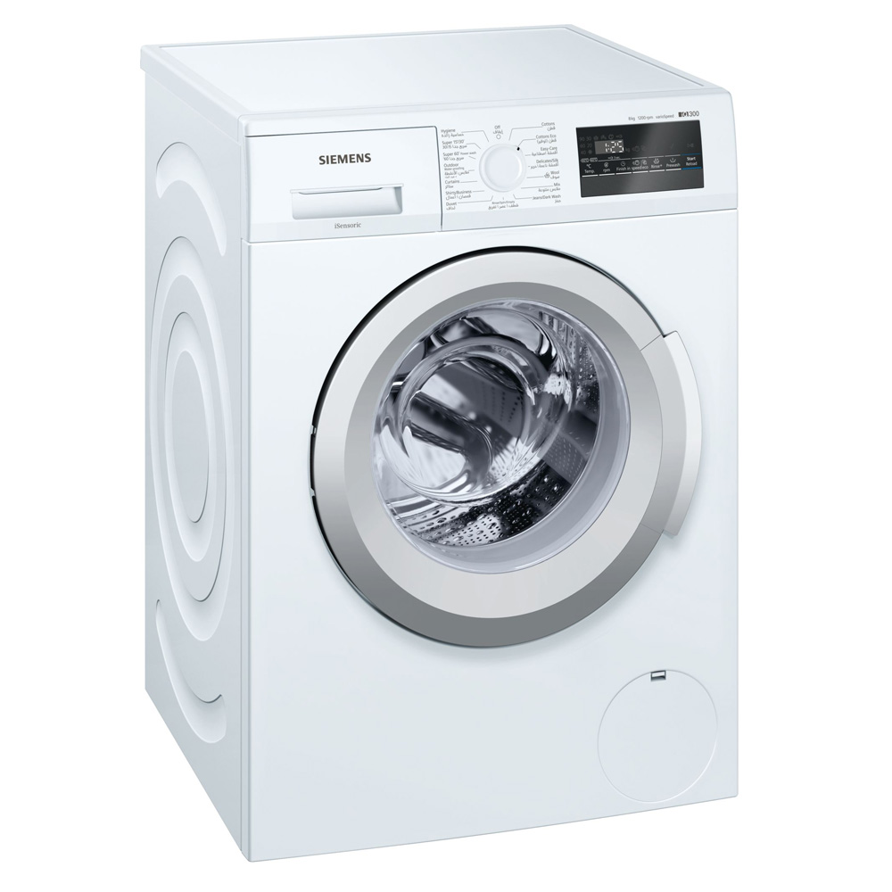 iQ300 Automatic Washing Machine WM12K260GC