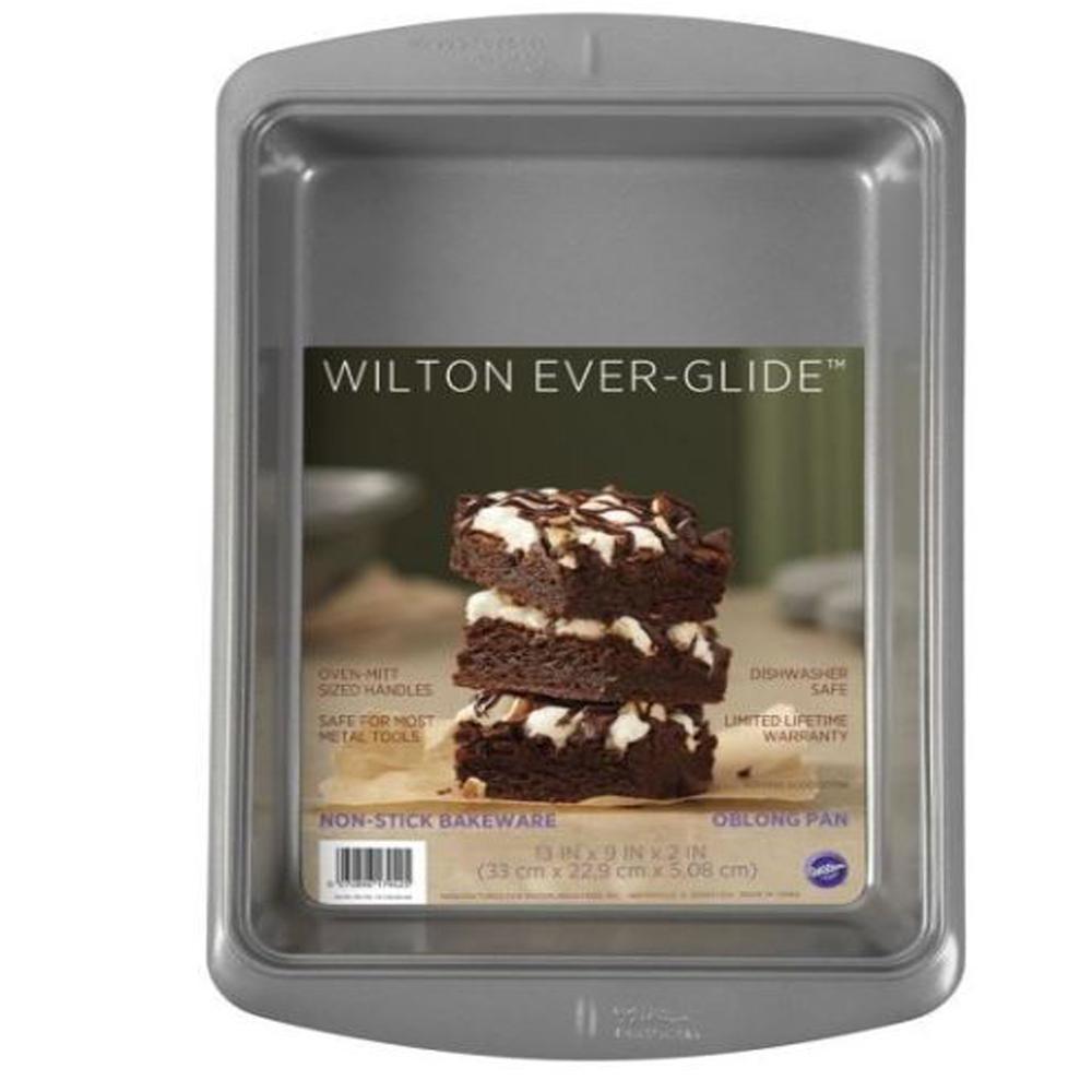 Ever-Glide Oblong Pan