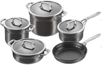 ZG Motion Cookware Set=5pcs